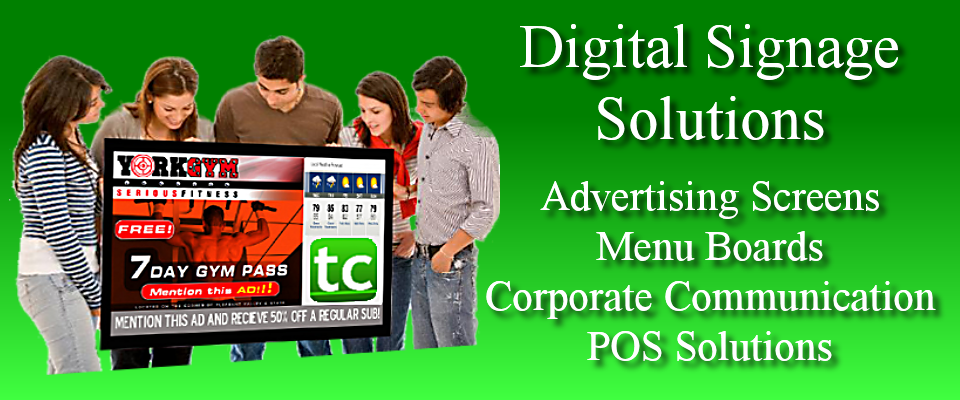 Visit TC Green Media | Digital Marketing & RWD Website Development
